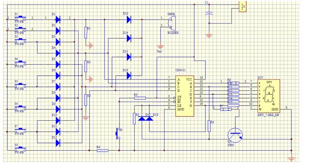 如何根据电路板画电路图