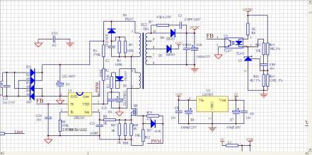 ob2263应用电路图