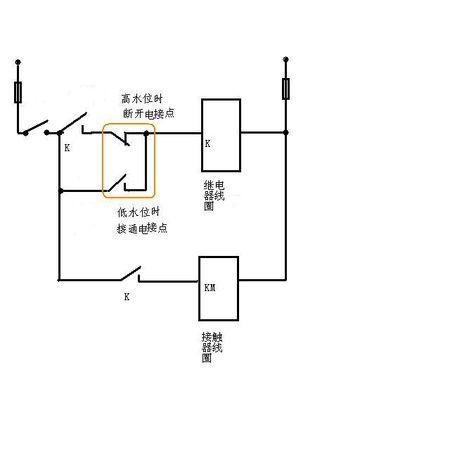 常用水泵控制电路图集
