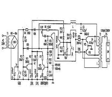 电路 电路图 电子 户型 户型图 平面图 原理图 370_320
