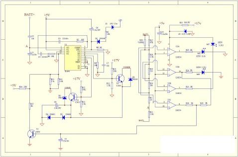 48v20ah充电器电路图
