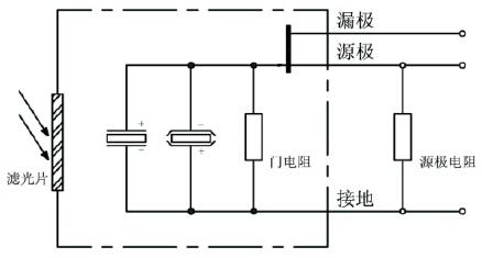 热释电红外传感器电路图