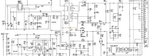 三星9500主板电路图