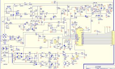 美的c21 sk2105电路图