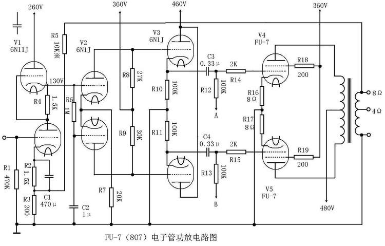 电路 电路图 电子 原理图 750_479